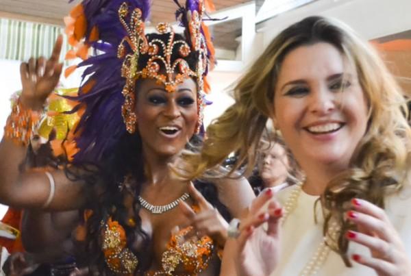 Surpreenda seus convidados com um chá de cozinha carnavalesco