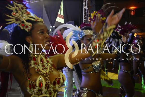 Show de Escola de Samba - Show de Passistas